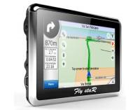 GPS навигация Fly StaR E8 - 5'' HD