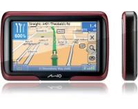 GPS навигация MIO NAVMAN M400 - 4.3
