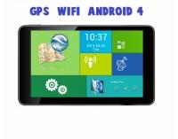 GPS навигация - Таблет MID A703 - 7