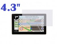 Протектор за GPS навигация 4.3