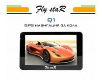 GPS навигация Fly StaR Q1 – 4.3'' + 4GB