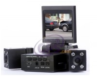 Видеорегистратор - DVR с две камери