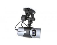 Видеорегистратор - DVR две камери x3000 с GPS