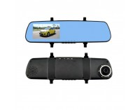 Видеорегистратор - огледало AT L851 4.3 инча 5MP 1080P + 16GB карта