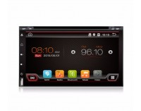 Универсална мултимедия двоен дин AT UA69DVD GPS, WiFi, Android 4.4, 6.9 инча
