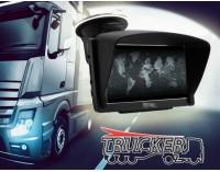 Trucker 5 GPS навигация за камиони – 5 инча, 800MhZ, 2 програми, Сенник