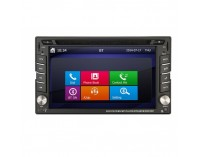 Мултимедия двоен дин ATMTK02 GPS, DVD, 6.2 инча