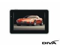 DIVA GPS навигация 5019 EU - 5 инча, 800MHZ, 256RAM, 8GB