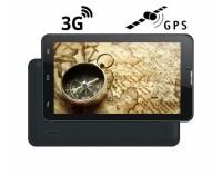 4в1 3G GPS навигация с Android Turbo-X Calltab 7 инча, SIM, 16GB, DVR