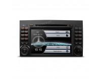 Навигация двоен дин за Mercedes W245 W169 W639 W906 PF7M245S, WinCe, GPS, 7 инча
