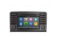 Навигация двоен дин за Mercedes W164 с Windows BZ0705W, GPS, WiFi, 7 инча
